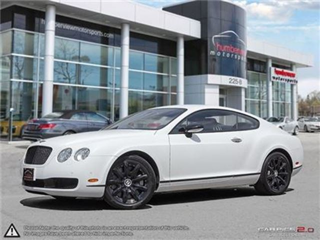 2004 BENTLEY CONTINENTAL - in Mississauga, Ontario