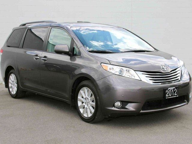 2012 Toyota Sienna Limited AWD in Kelowna, British Columbia