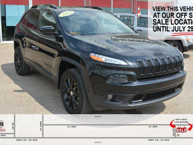 2014 Jeep Cherokee North in Bonnyville, Alberta