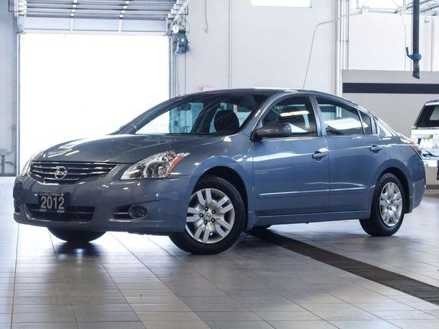 2012 NISSAN Altima 2.5 S in Kelowna, British Columbia