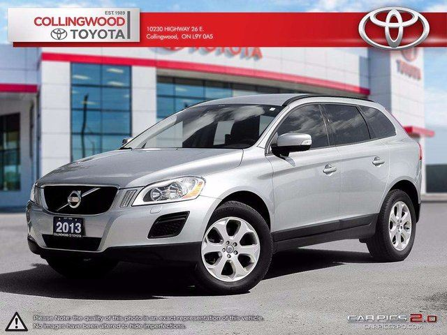 2013 Volvo XC60 3.2 AWD HEATED SEATS AND FOG LIGHTS in Collingwood, Ontario