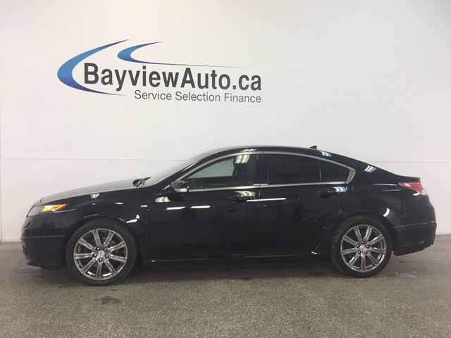 2014 ACURA TL A SPEC- AWD! 3.7L! SUNROOF! LEATHER! ACURA LINK! in Belleville, Ontario