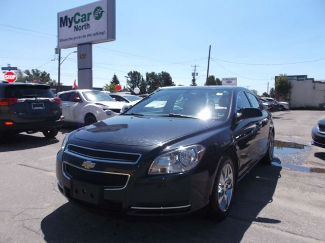 2011 CHEVROLET MALIBU LT Platinum Edition in Kingston, Ontario