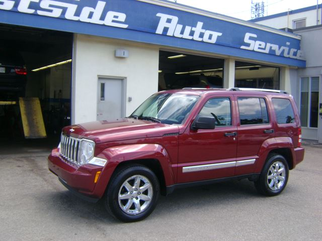 2008 Jeep Liberty Limited Edition in Oakville, Ontario