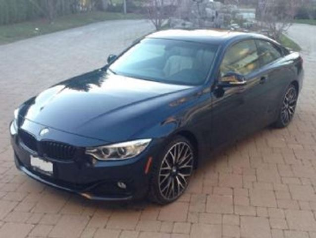 2016 BMW 4 Series 428i xDrive AWD in Mississauga, Ontario