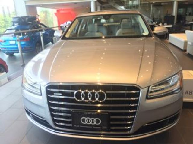 2017 Audi A8 BRAND NEW 2017 A8 AMAZING OFFER! in Mississauga, Ontario