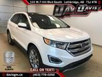 2016 Ford Edge Titanium in Lethbridge, Alberta