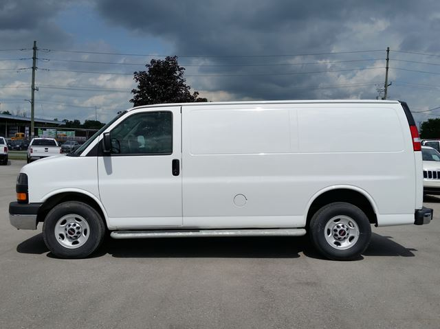 2016 GMC SAVANA 2500 135 inch wheelbase in London, Ontario