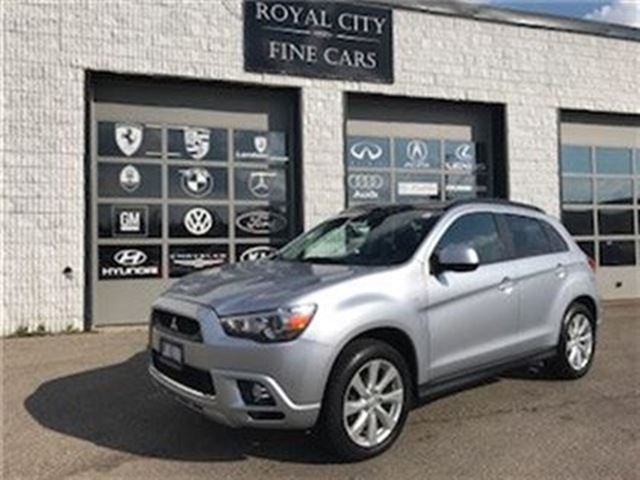 2012 MITSUBISHI RVR GT (S-CVT) AWD Panoramic Roof Subwoofer in Guelph, Ontario