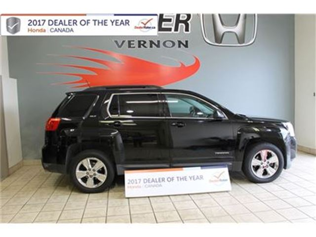 2014 GMC TERRAIN LEATHER in Vernon, British Columbia
