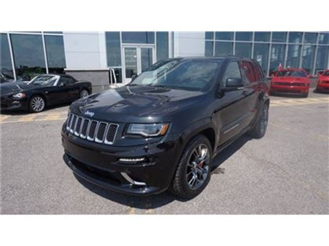 2016 Jeep Grand Cherokee SRT8 in Trois-Rivieres, Quebec