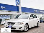2011 Hyundai Genesis 3.8 Technology Leather Sunroof Navigation in Ajax, Ontario