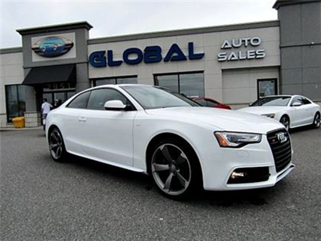 2014 Audi S5 3.0T Coupe quattro Manual Transmission in Ottawa, Ontario