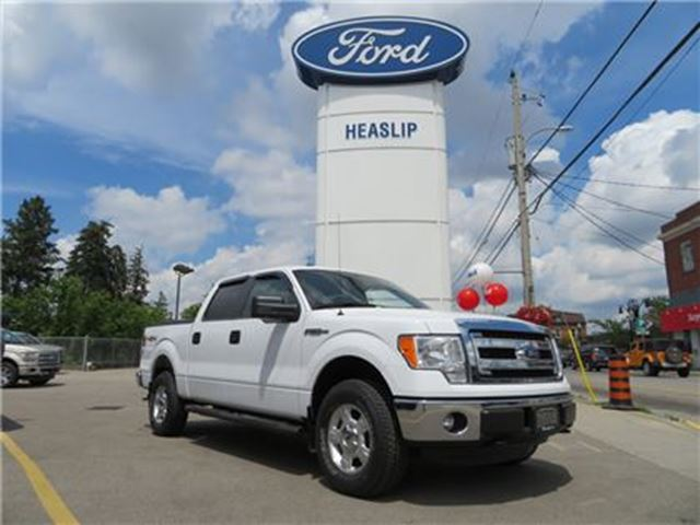 2014 Ford F-150 XLT in Hagersville, Ontario
