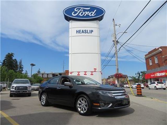 2011 Ford Fusion SEL 2.5L I4 in Hagersville, Ontario