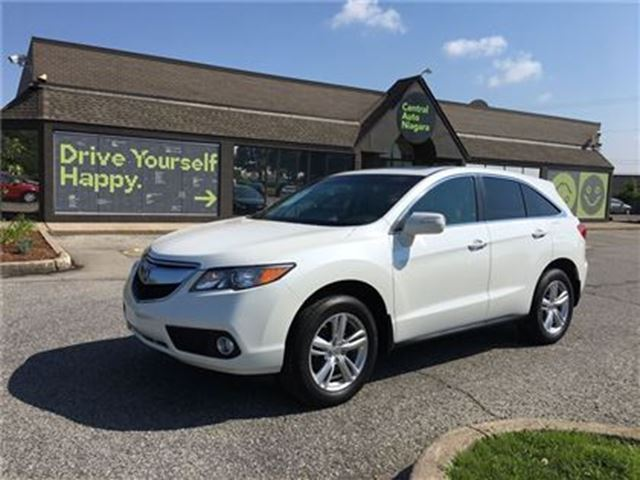 2014 ACURA RDX AWD/LEATHER/SUNROOF/AWD/BACKUP CAM in Fonthill, Ontario