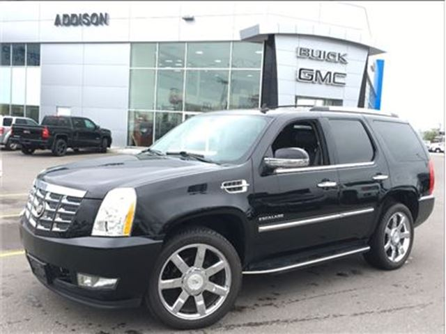 2011 CADILLAC Escalade Navigation, sunroof 22 in Mississauga, Ontario