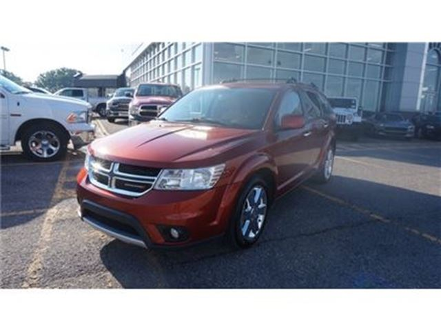 2012 Dodge Journey R/T AWD in Trois-Rivieres, Quebec
