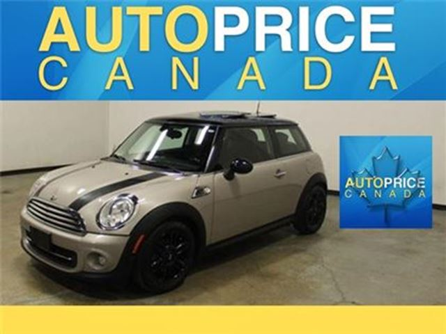 2013 MINI COOPER BAKER STREET PANOROOF AUTO in Mississauga, Ontario