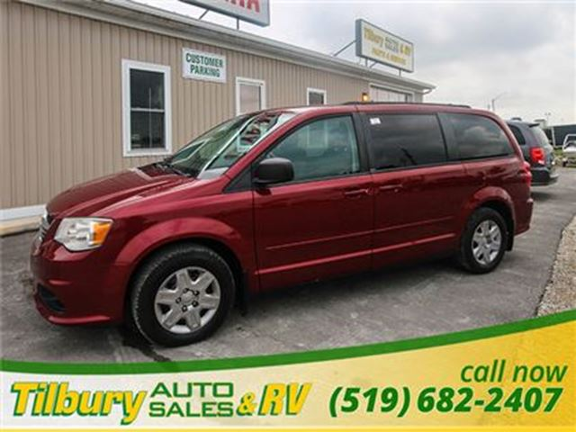 2011 Dodge Grand Caravan SE/SXT WITH STO AND GO SEATING in Tilbury, Ontario