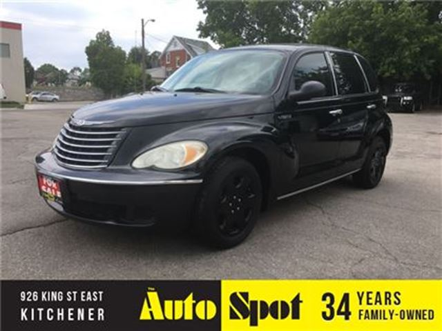 2006 CHRYSLER PT CRUISER Base/PRICED FOR A QUICK SALE! in Kitchener, Ontario