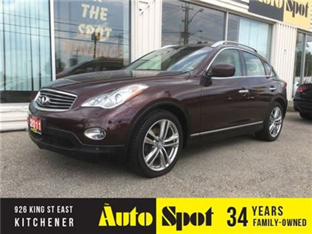 2011 INFINITI EX35 Luxury/PRICED FOR A QUICK SALE in Kitchener, Ontario