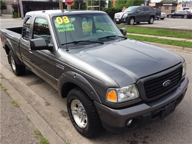 2008 Ford Ranger Sport in St Catharines, Ontario