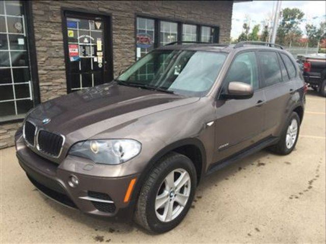2011 BMW X5 3.0L TURBO AWD NAV/DVD in Edmonton, Alberta