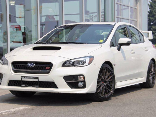 2017 SUBARU IMPREZA Sport 4dr All-wheel Drive Sedan in Kamloops, British Columbia