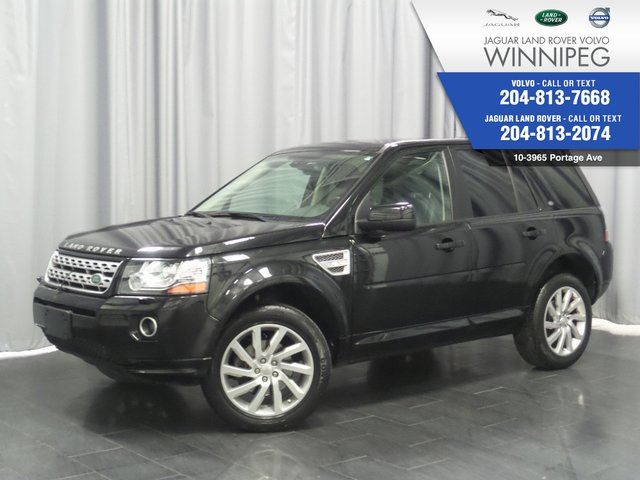 2014 LAND ROVER LR2 HSE *LOCAL LEASE RETURN* *NO ACCIDENTS* in Winnipeg, Manitoba