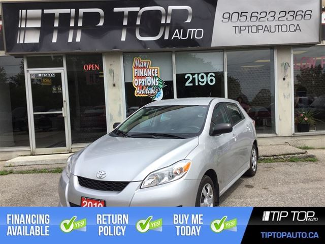 2010 Toyota Matrix Base ** Automatic, Reliable, Fuel Efficient ** in Bowmanville, Ontario
