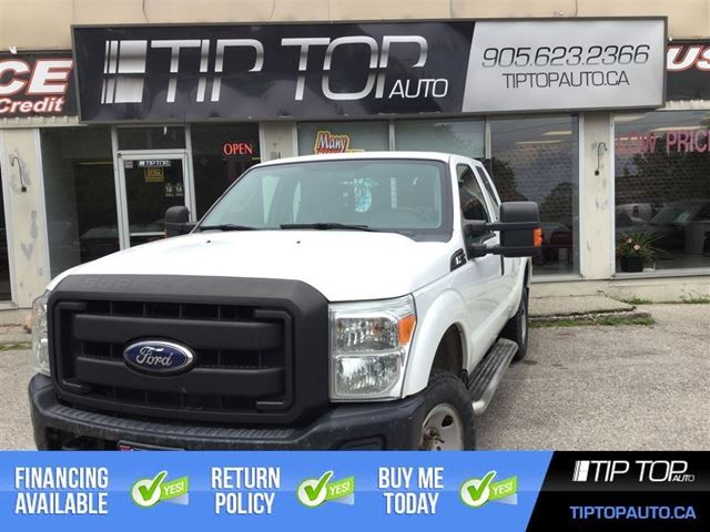 2012 Ford F-250 XL ** Province of Ontario Vehicle, 4X4, Gas V8  in Bowmanville, Ontario