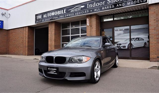 2009 BMW 1 Series 135i COUPE NO ACCIDENT in Mississauga, Ontario