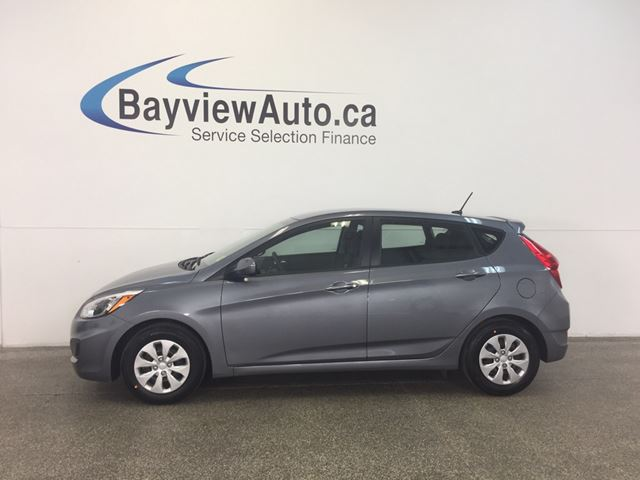 2017 Hyundai Accent  - GDI! CRUISE! HEATED SEATS! A/C! BLUETOOTH! in Belleville, Ontario