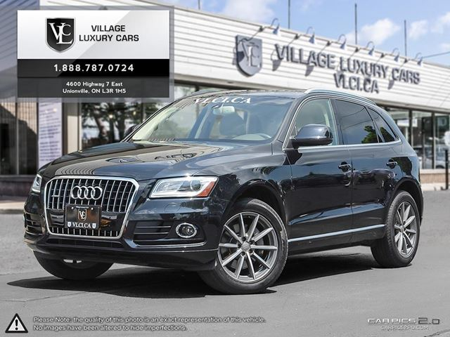 2013 AUDI Q5 3.0T Premium UPGRADED 19 INCH WHEELS | NEW TIRES | LOW KMS in Markham, Ontario