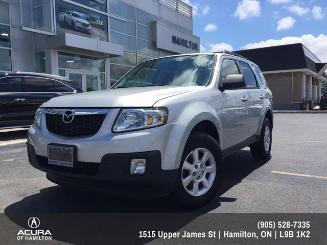 2009 Mazda Tribute GX V6 SUPER CLEAN! ONE OWNER! in Hamilton, Ontario