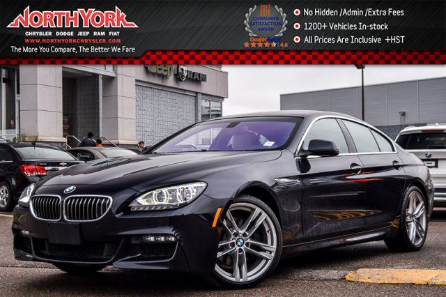 2014 BMW 6 Series 640i xDrive in Thornhill, Ontario