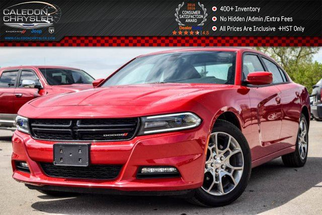 2016 Dodge Charger SXT AWD Navi Sunroof Bluetooth R-Start Heated Front Seat 19Alloy Rims in Bolton, Ontario