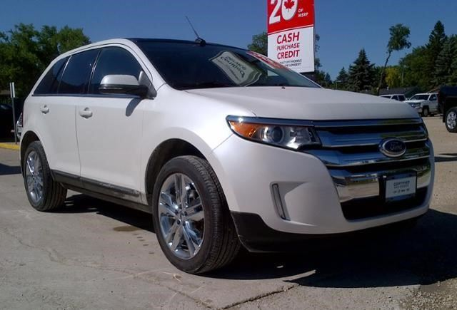 2014 Ford Edge Limited in Altona, Manitoba