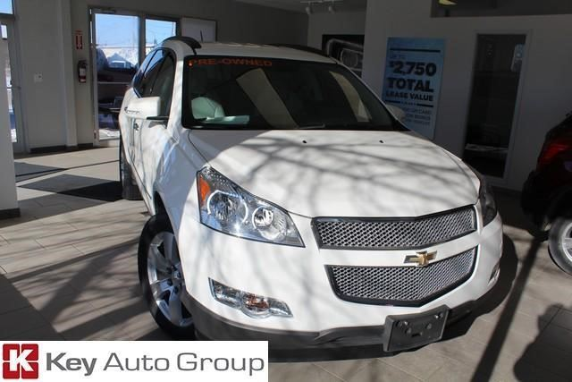 2012 CHEVROLET TRAVERSE LTZ in Swan River, Manitoba