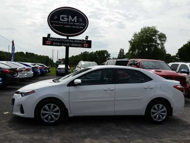 2014 Toyota Corolla S in Rockland, Ontario