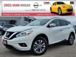 2016 Nissan Murano SV FWD w/NAV,panoramic roof,heated seats,climate control,rear cam in Cambridge, Ontario