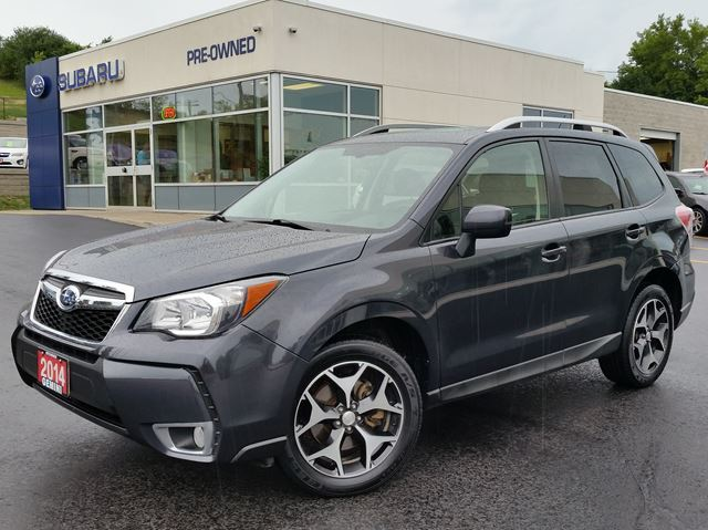 2014 SUBARU FORESTER XT Touring in Kitchener, Ontario