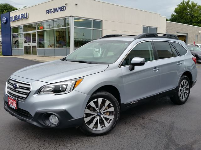2016 SUBARU OUTBACK 2.5i w/Limited Tech Pkg in Kitchener, Ontario