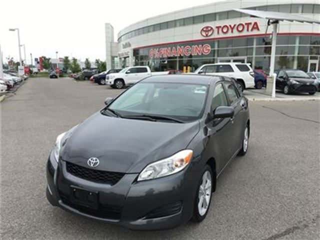 2010 Toyota Matrix XR - Super Low Kms & Winter Tires! in Stouffville, Ontario