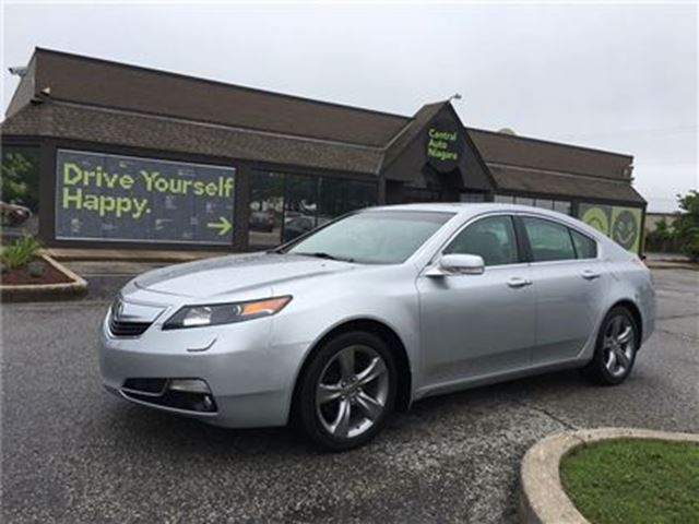 2013 Acura TL w/Tech Pkg in Fonthill, Ontario