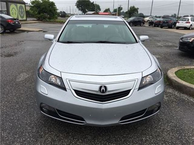 used 2013 acura tl 6 cy sh awd tech pkg navi leather sunroof fonthill. Black Bedroom Furniture Sets. Home Design Ideas