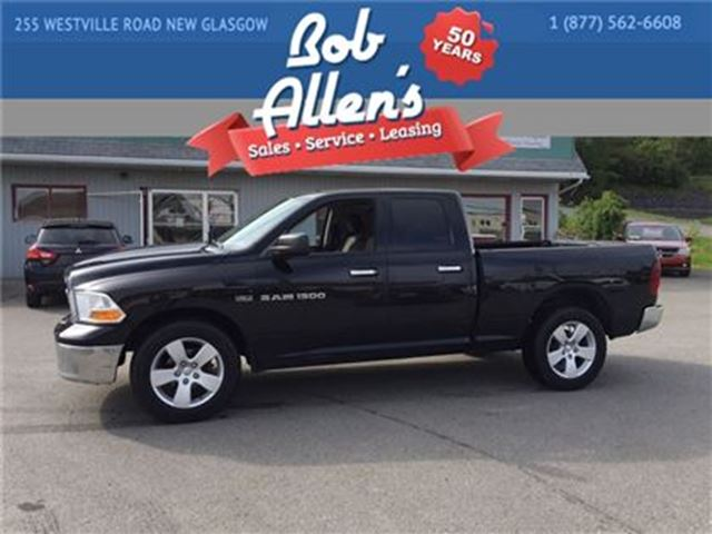 2012 DODGE RAM 1500 SLT 4X4 in New Glasgow, Nova Scotia