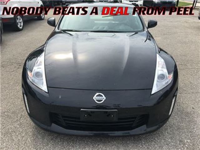 2017 Nissan 370Z **SALE PRICE** MANUAL in Mississauga, Ontario