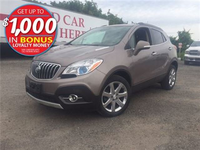 2014 BUICK ENCORE Premium in Cambridge, Ontario